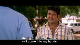 Simhadri-lightning