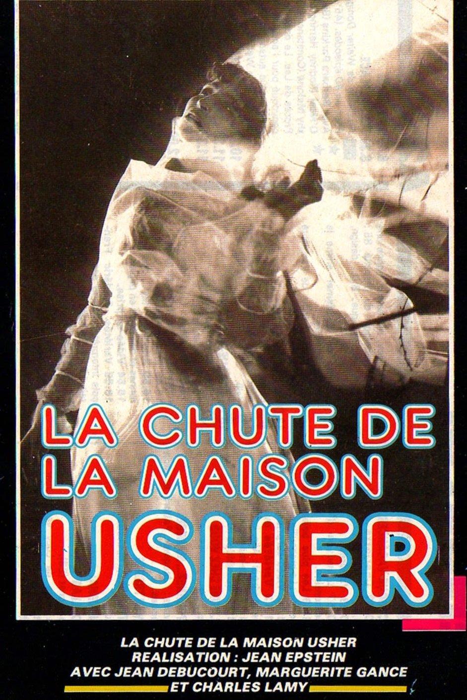 La Chute De La Maison Usher Film : chute, maison, usher, Chute, Maison, Usher, (1928), Epstein