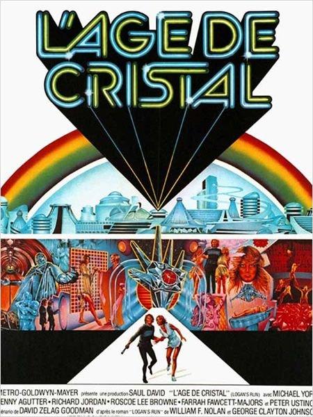 L'age De Cristal Streaming : l'age, cristal, streaming, L'Age, Cristal, (1976), Michael, Anderson