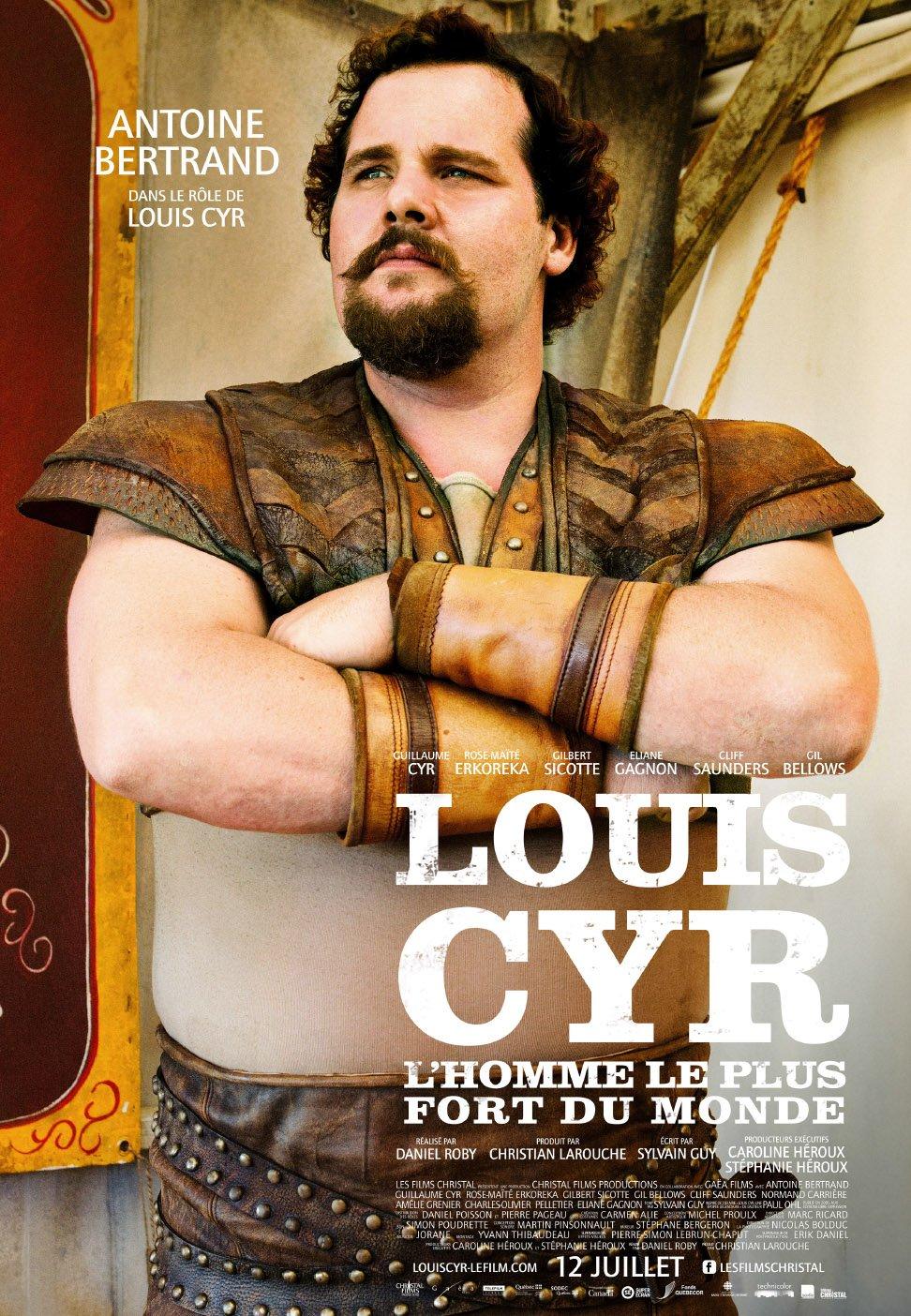 L Homme Le Plus Fort Du Monde : homme, monde, Louis, L'homme, Monde, (2013), Daniel
