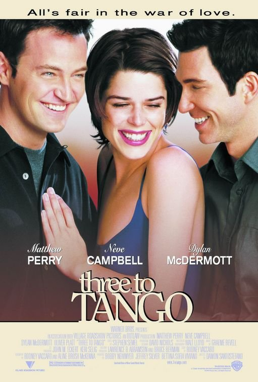 L Amour à Trois Film : amour, trois, L'Amour, Trois, Temps, (1999), Damon, Santostefano