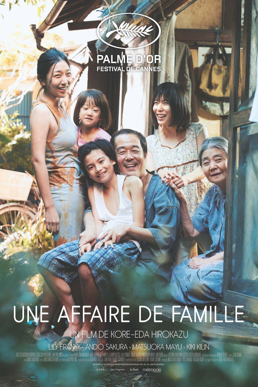 Une Histoire De Famille 2018 : histoire, famille, Affaire, Famille, (2018), Hirokazu, Koreeda