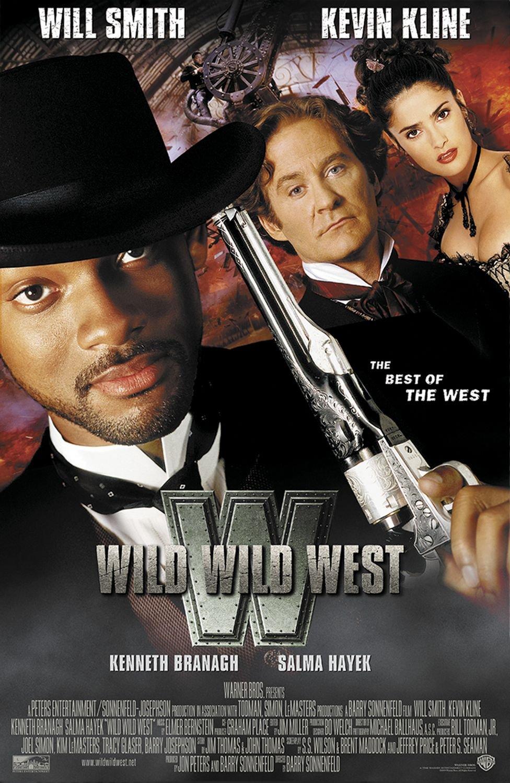 Les Mysteres De L Ouest : mysteres, ouest, Mystères, L'Ouest, (1999), Barry, Sonnenfeld
