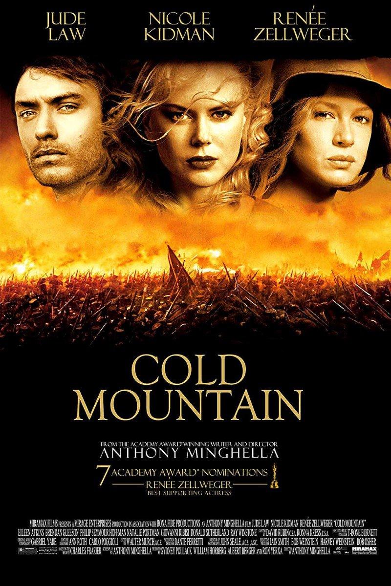 Film Retour à Cold Mountain : retour, mountain, Retour, Mountain, (2003), Anthony, Minghella