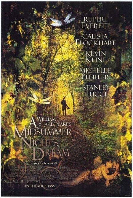 Le Songe D Une Nuit D été Film : songe, été, Songe, D'une, D'été, (1999), Michael, Hoffman