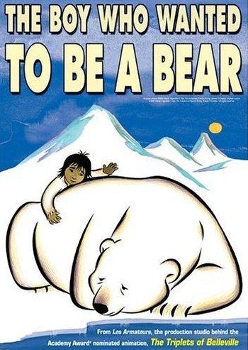 L'enfant Qui Voulait Etre Un Ours : l'enfant, voulait, L'Enfant, Voulait, être, (2002), Jannik, Hastrup