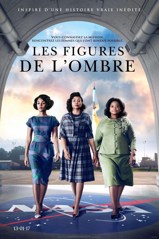 Les Femmes De L'ombre Histoire Vraie : femmes, l'ombre, histoire, vraie, Figures, L'ombre, (2017), Theodore, Melfi