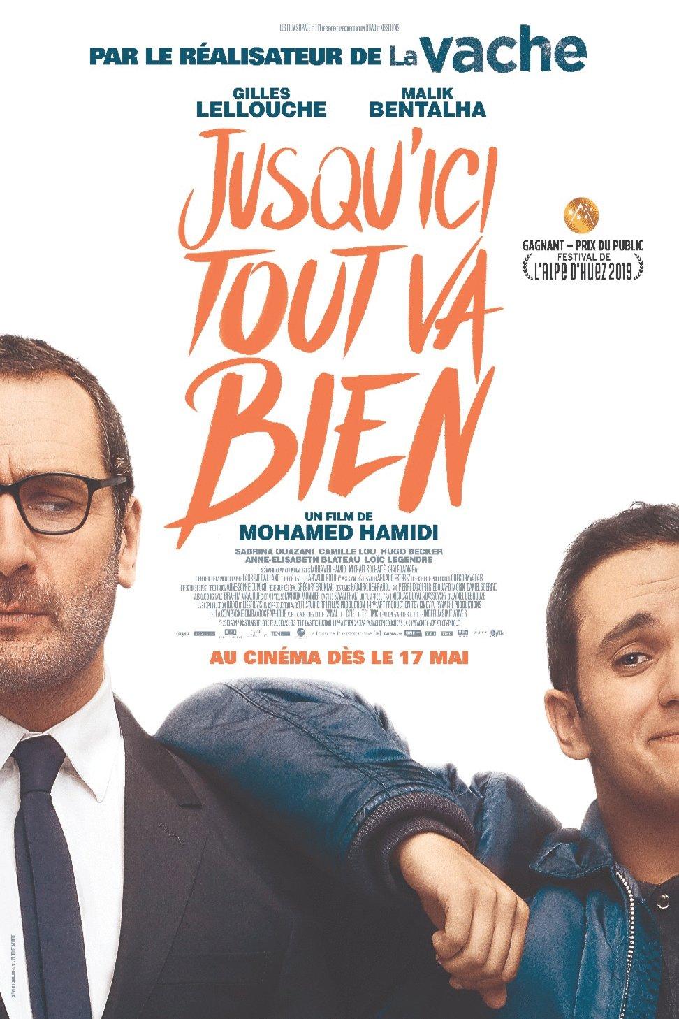 Jusqu'ici Tout Va Bien Film Critique : jusqu'ici, critique, Jusqu'ici, (2019), Mohamed, Hamidi
