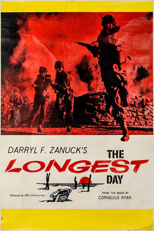 Le Jours Le Plus Long : jours, (1962), Annakin,, Andrew, Marton