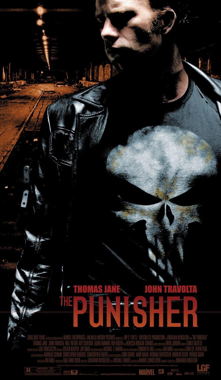 Film Les Liens Du Sang : liens, Punisher:, Liens, (2004), Jonathan, Hensleigh