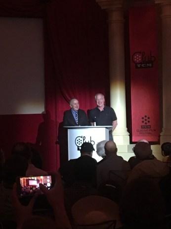 Bruce Goldstein and Ben Burtt
