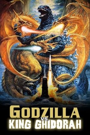 Godzilla vs. King Ghidorah (1991) Movie - CinemaCrush