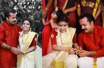 Vaikom Vijayalakshmi Gets Engaged