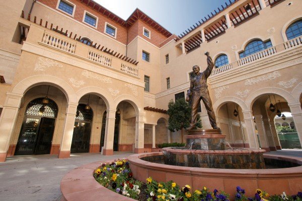 USC School of Cinematic Arts Building