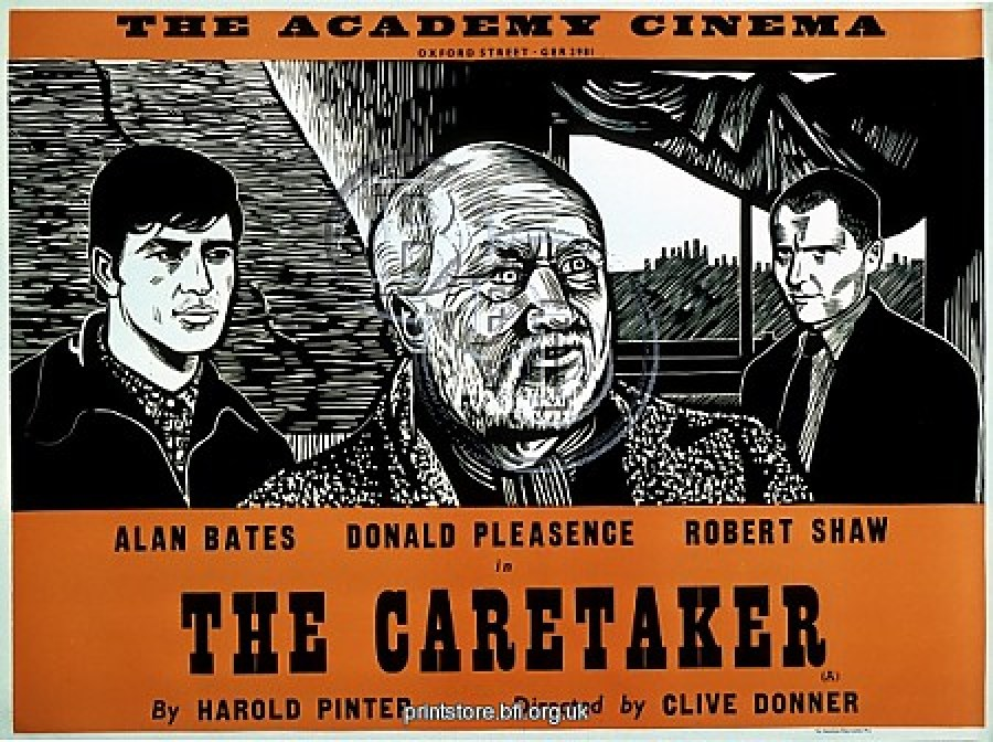 The Caretaker (1963)