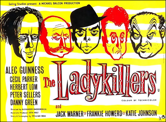 The Ladykillers / Tueurs de dames (1955)