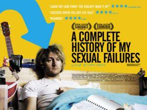 Toute l'histoire de mes échecs sexuels