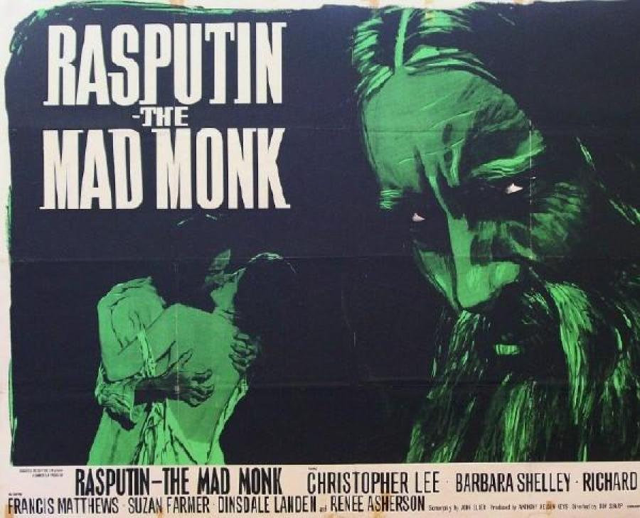 Raspoutine, le moine fou