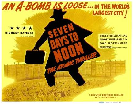 Seven Days to Noon / Ultimatum (1950)