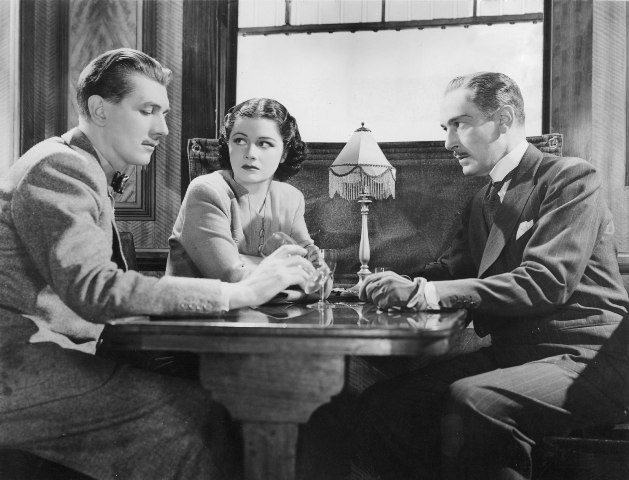 The Lady Vanishes / Une femme disparait (1938)