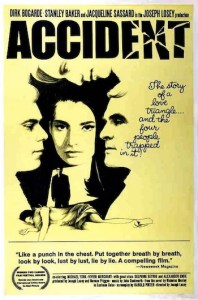 Accident de Joseph Losey