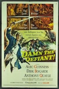 HMS Defiant / Les mutinés du Téméraire