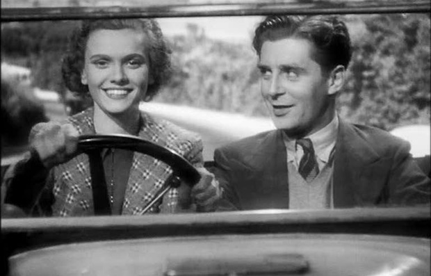 Young and innocent / Jeune et innocent (1937)