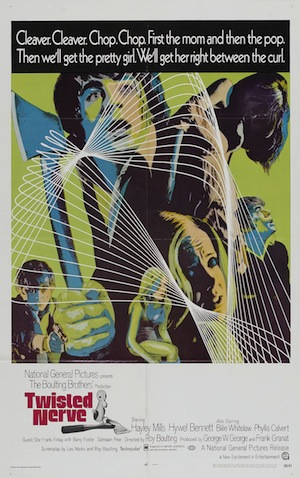 Affiche Twister Nerve