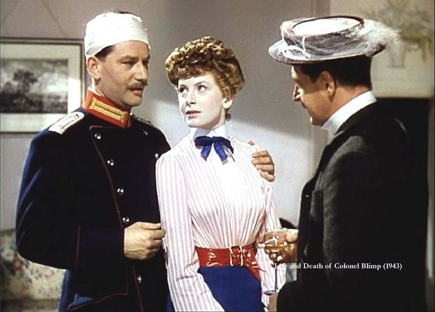 The Life and Death of Colonel Blimp / Le colonel Blimp (1943)