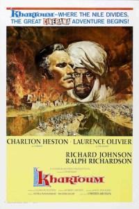 Affiche Khartoum (1965)