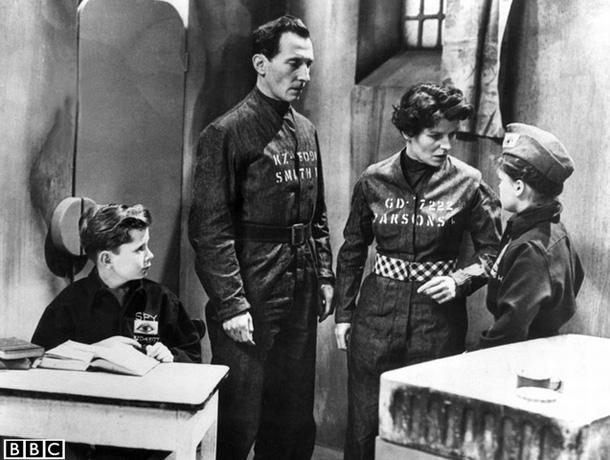 1874, une adaptation de la BBC qui date de 1954