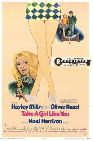 Affiche Take a girl Like You (1970)