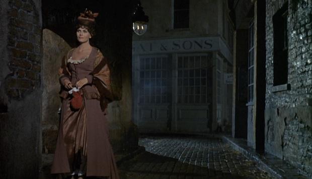 A Study in Terror / Sherlock Holmes contre Jack l'Éventreur (1965)