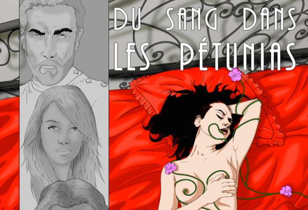 Livre. Les aventures de Tricia Peele publiées en France