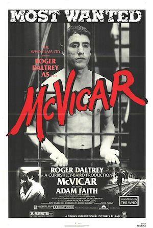 McVicar (1980) afffiche