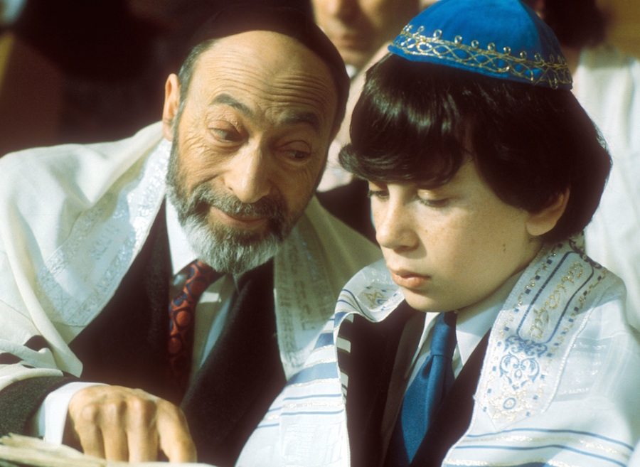 Bar Mitzvah Boy (1976)
