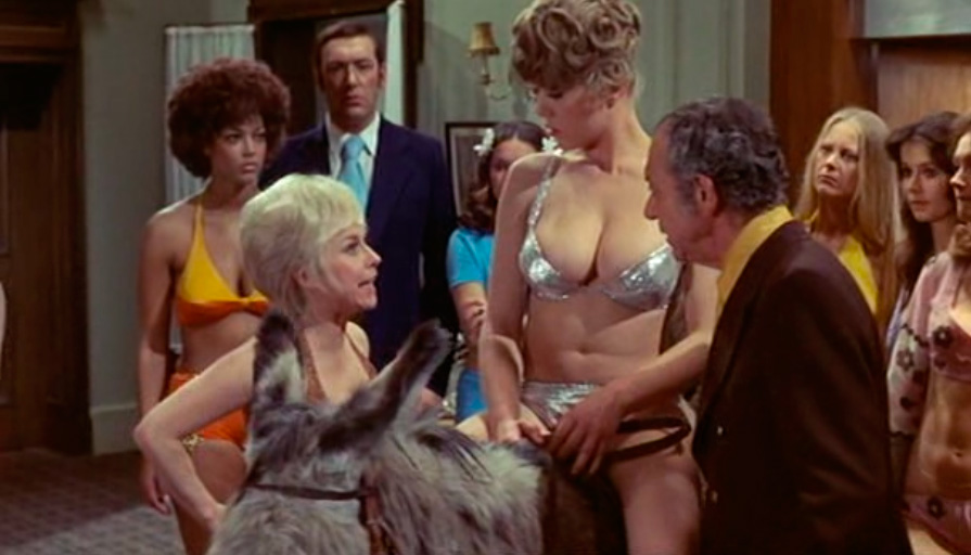 Carry on Girls (1973)