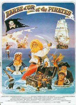 Barbe d'or et lesPirates (1983)