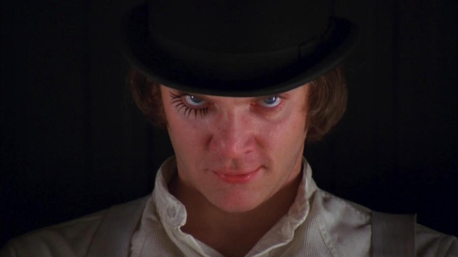 A Clockwork Orange / Orange mécanique (1971)
