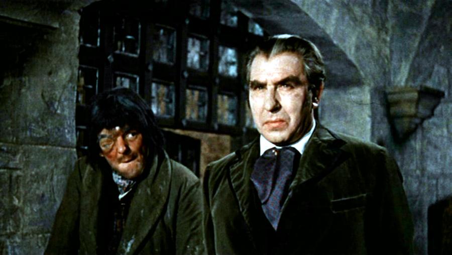 Blood of the Vampire / Le sang du vampire (1958)