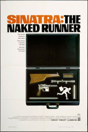Affiche The Naked Runner 1967