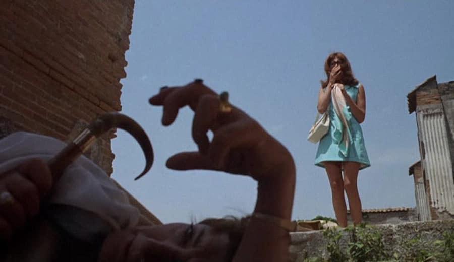 Fragment of Fear / Le tunnel de la peur (1970)