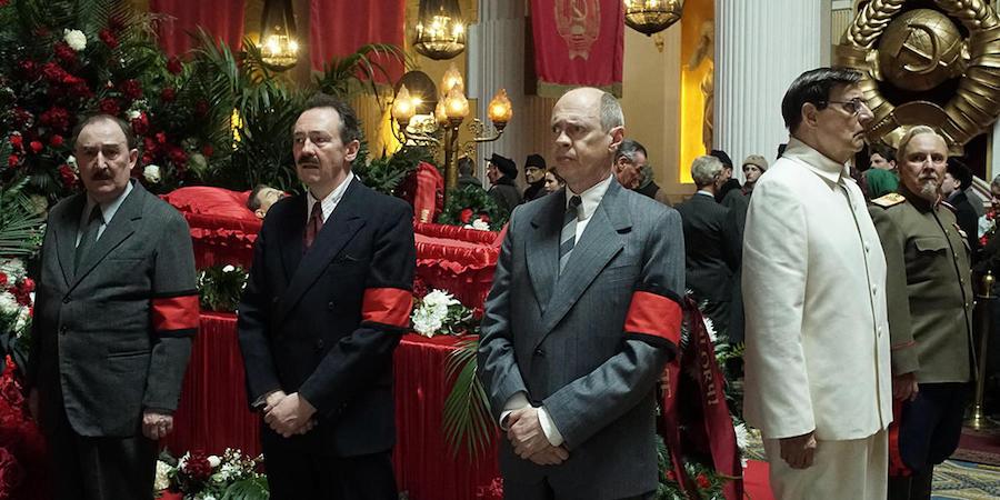 The Death of Stalin / La mort de Staline (2017)