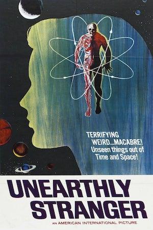 Affiche Unhearthly Stranger