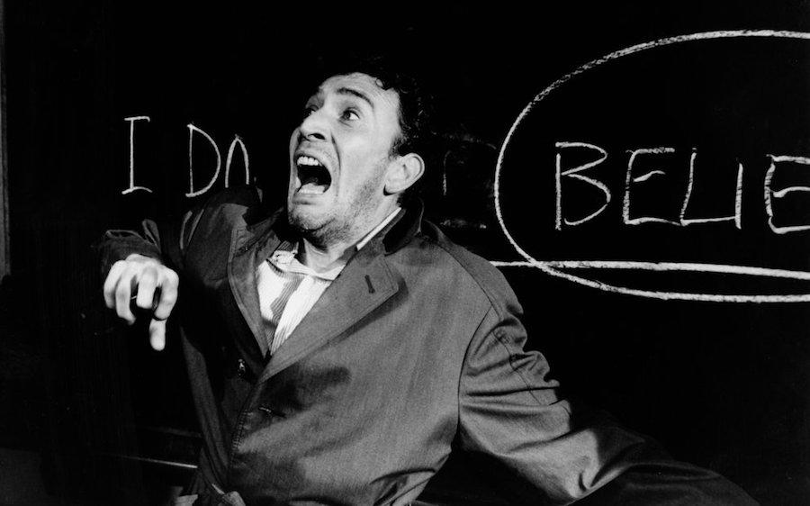 Night of the Eagle / Brûle, sorcière, brûle! (1962)