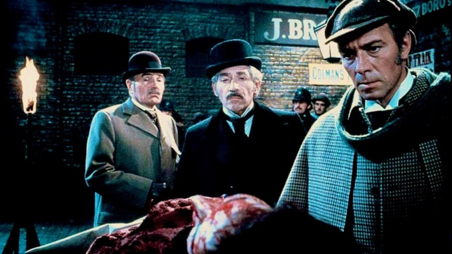 Murder by Decree / Meurtre par décret (1979)