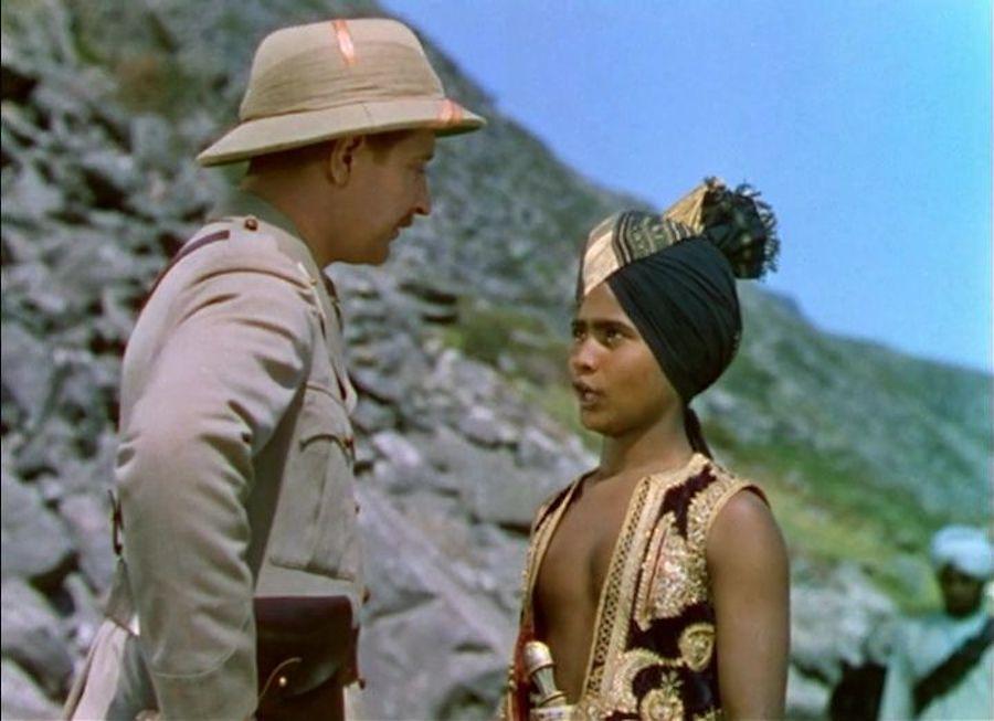 The Drum / Alerte aux Indes (1938)