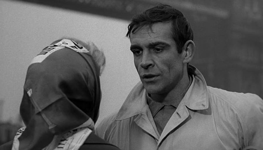 The Frightened City / L'enquête mystérieuse (1961)