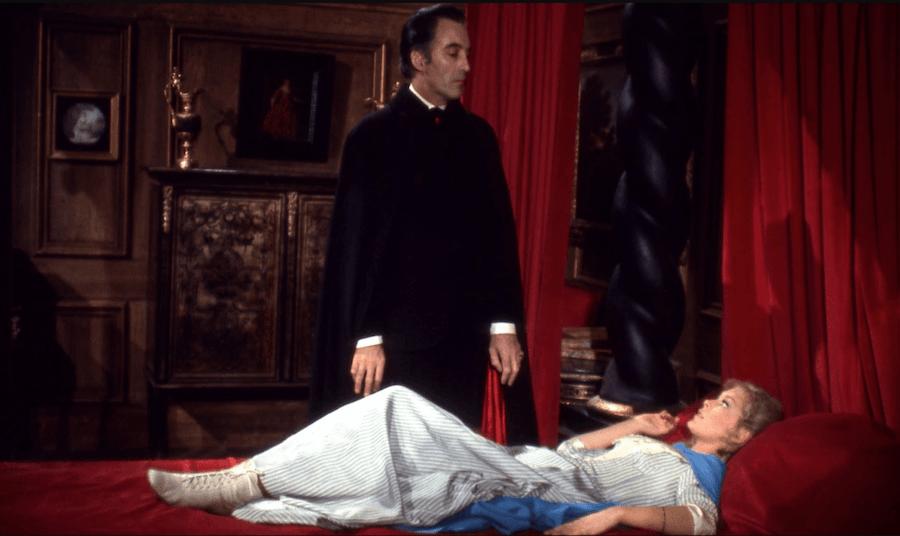 Scars of Dracula / Les cicatrices de Dracula (1970)