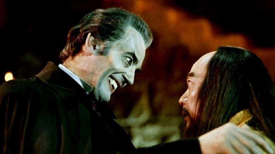 The Legend of the 7 Golden Vampires / Les sept vampires d'or (1974)